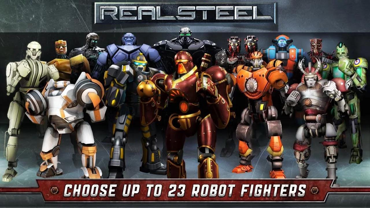 Free Real Steel HD v1.5.2