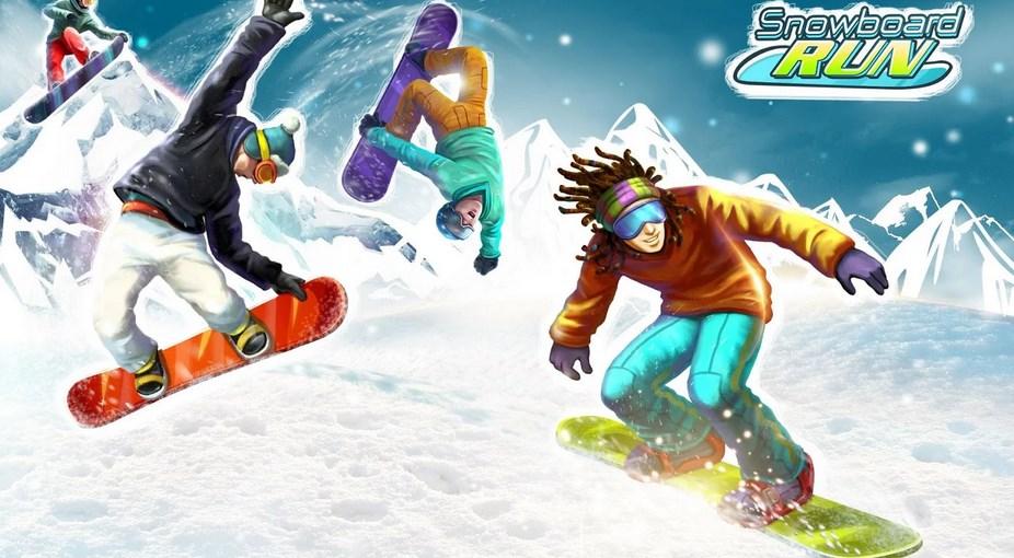 Snowboard Run Mod Apk